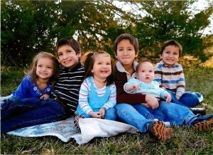 JB's kids